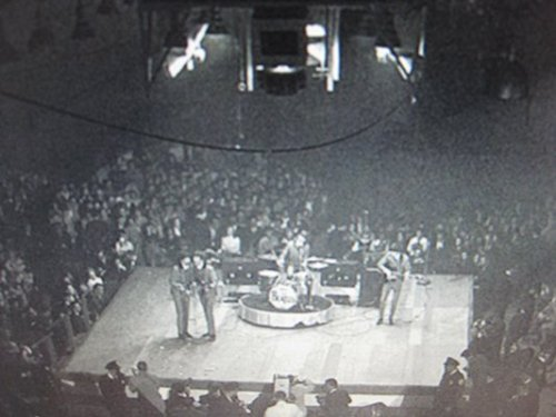 Photos Of The Beatles First Appearance In America At Uline